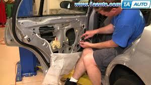 1999 honda civic window motor how to install replace rear power window regulator honda civic 01