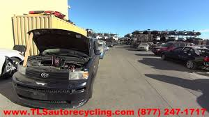parting out 2006 scion xb stock 6295bl tls auto recycling