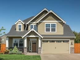 narrow lot house plans craftsman narrow lot house plans with rear garage best front