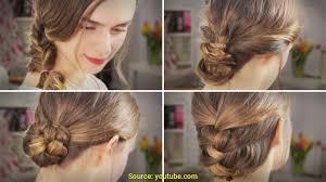 Hochsteckfrisurenen F Mittellange Haare by 100 Hochsteckfrisurenen F Lange Haare Einfach 100