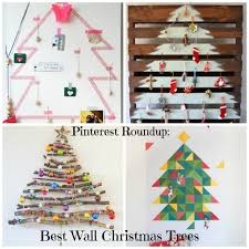 Christmas Wall Pictures by Christmas Wall Christmas Tree Excelent Photo Ideas With Lights