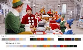 Popular Color Palletes Popular Films Get Broken Down Into Color Palettes