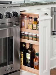 Narrow Kitchen Cabinet Solutions 25 Kitchen Organization And Storage Tips Kitchen Storage