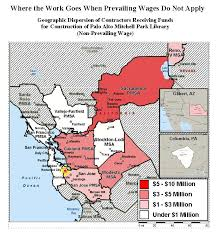 san jose state map duncan prevailing wage laws as tools for economic development lecet