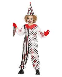 jester halloween costumes horror clown kids costume for halloween horror shop com