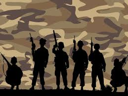 band of brothers army ppt backgrounds business multi color