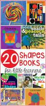 shapes books learners pocket preschool