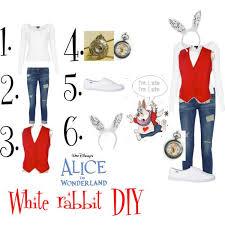 Halloween Costumes Alice Wonderland 25 White Rabbit Costumes Ideas White Rabbit