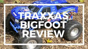 Traxxas Bigfoot Review The Original Monster Truck Exclusive