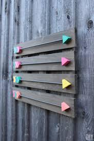 arrow wall decor diy wood arrows wall art wood arrow diy wood