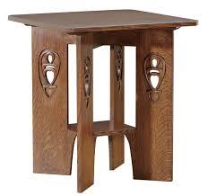 doerr furniture argyle street end table centennial