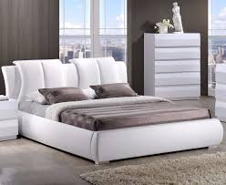 Beds Frames And Headboards Amazing Leather Bed Frames Uk Genwitch Intended For Headboard