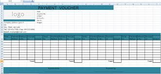 get excel payment voucher template xls excel project management