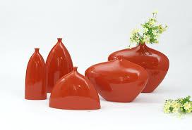 White Ceramic Floor Vase European Style Simple High End Ceramic Vase Living Room Modern