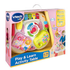 vtech table touch and learn vtech learning activity table pink vtech infant uk