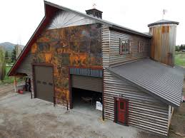 Pole Barn Roofing Ideas Metal Roofing Prices Per Sheet Corrugated Metal Roofing
