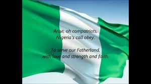 Nigerian Flag Nigerian National Anthem