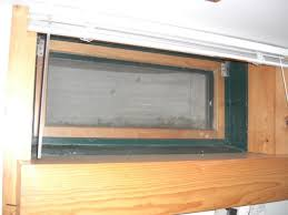 framing inside basement glass block windows terry love plumbing