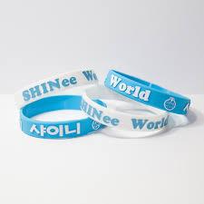 fashion bracelet silicone images Shinee world concert silicone band bracelet fashion jewelry jpg