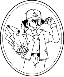 pokemon coloring pages black and white coloring home