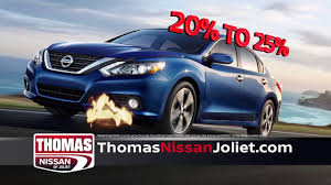 nissan altima for sale wichita falls thomas nissan fall sales event youtube