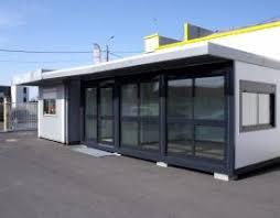 bureau préfabriqué kiosque modulaire local modulaire local préfabriqué locaux
