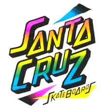 80s santa cruz skateboards retro summer hits graphic design