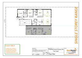 Dual Occupancy Floor Plans Our Designs Dual Home Solutions