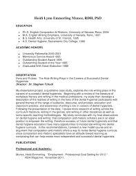 orthodontic assistant cover letter dental assistant cover letter