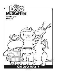 download coloring pages doc mcstuffin coloring pages doc