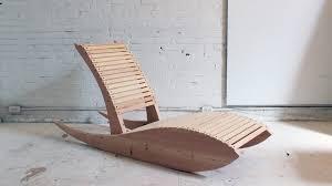 Rocking Lounge Chair Design Ideas Diy Rocking Chair