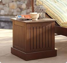 umbrella stand side table umbrella stand side table with free plans