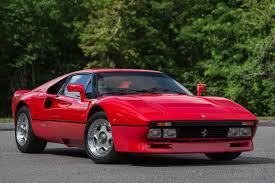 ferrari classic ferrari 288 gto the classic car trust