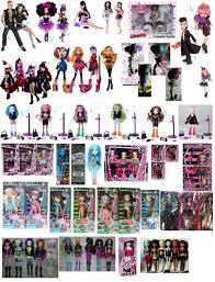 Halloween Monster List Monster High Names