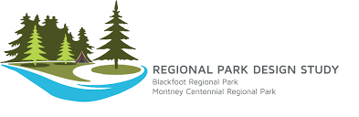 regional park design study peace river regional district