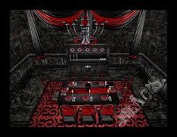 second life marketplace mac u0027s gothic dining room set v1