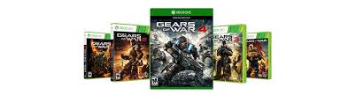 black friday deals game launch xbox one bundles as amazon reveal gears of war 4 for xbox one gamestop