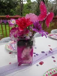 Butterfly Table Centerpieces by Fancy Nancy Birthday Party God U0027s Faithfulness Through Infertility