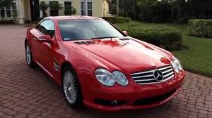 2003 mercedes amg for sale sold 2003 mercedes sl55 amg roadster for sale by autohaus