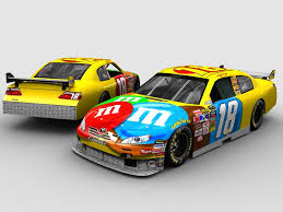 cars characters yellow nascar m u0026m race cars graphics and comments