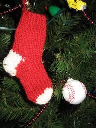 major knitter boston sox ornament
