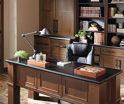cherry office cabinets omega cabinetry
