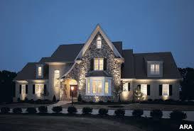 house outdoor lighting sacharoff decoration
