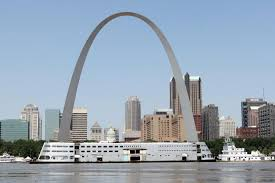 Gateway Arch St Louis Gateway Arch Turns 50 8 Moments In Its History Upi Com