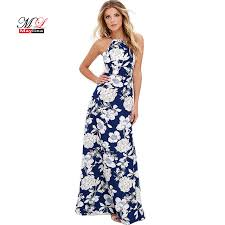 summer maxi dresses maylina summer maxi dress 2018 women dresses print floral