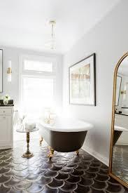 Bathroom Tile Flooring by Best 20 Fish Scale Tile Ideas On Pinterest Beach Style Bathroom
