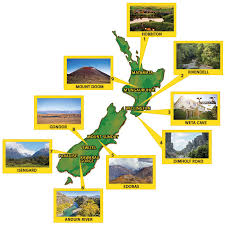 map of the lord of the rings the ultimate lord of the rings location map for new zealand