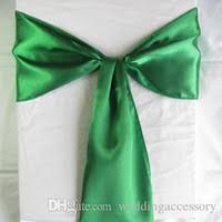 Mint Chair Sashes Wholesale Emerald Green Chair Sash Buy Cheap Emerald Green Chair