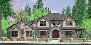 house plans with a porch traditional house plan features wrap around porch kitchen island