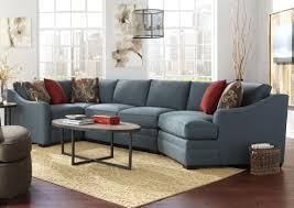 Sofas With Chaise Craftmaster F9 Custom Collection Four Piece U003cb U003ecustomizable U003c B